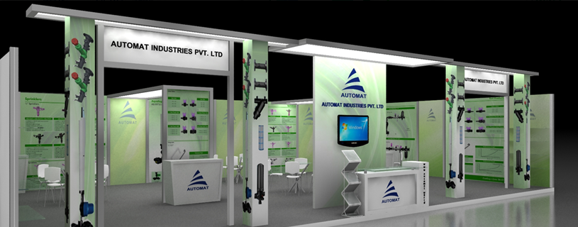 Exhibition Stand Brief and Consultation