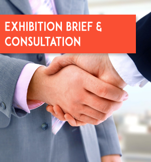 Exhibition Brief Consultation