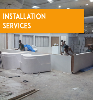 Exhibition Installation Services
