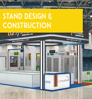 Exhibitions stand Design and Construction