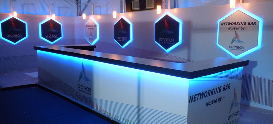 Exhibition Light Hire